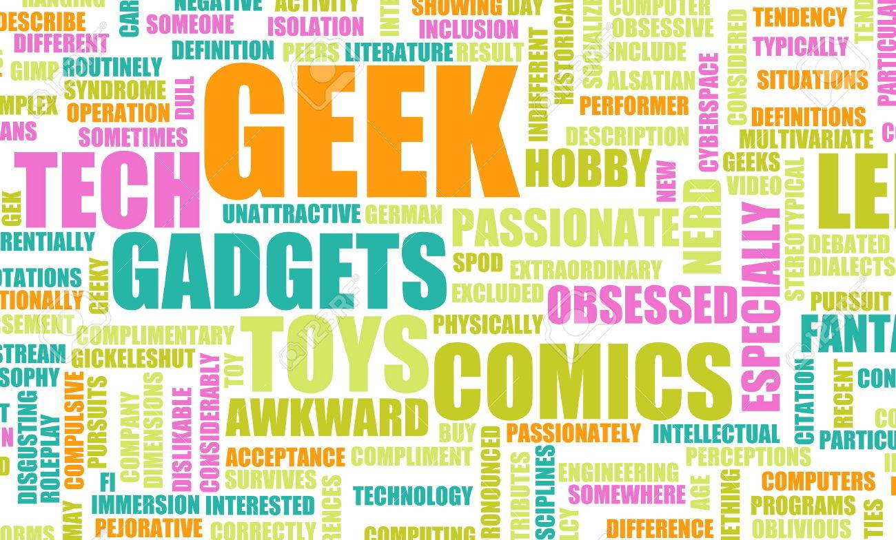 geek culture and interests or hobbies concept stock photo picture geek culture and interests or hobbies concept stock photo 22585140