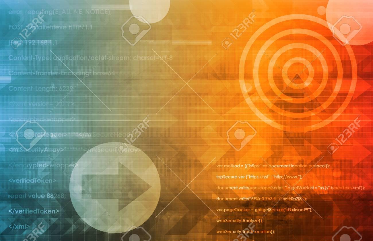 Open Source Technology or Technologies as Abstract Standard-Bild - 23251632