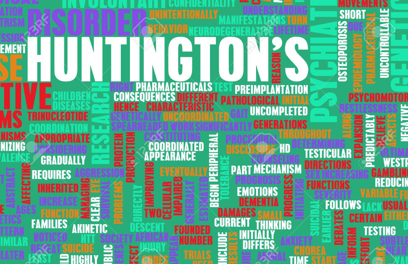 how is huntingtons disease diagnosed