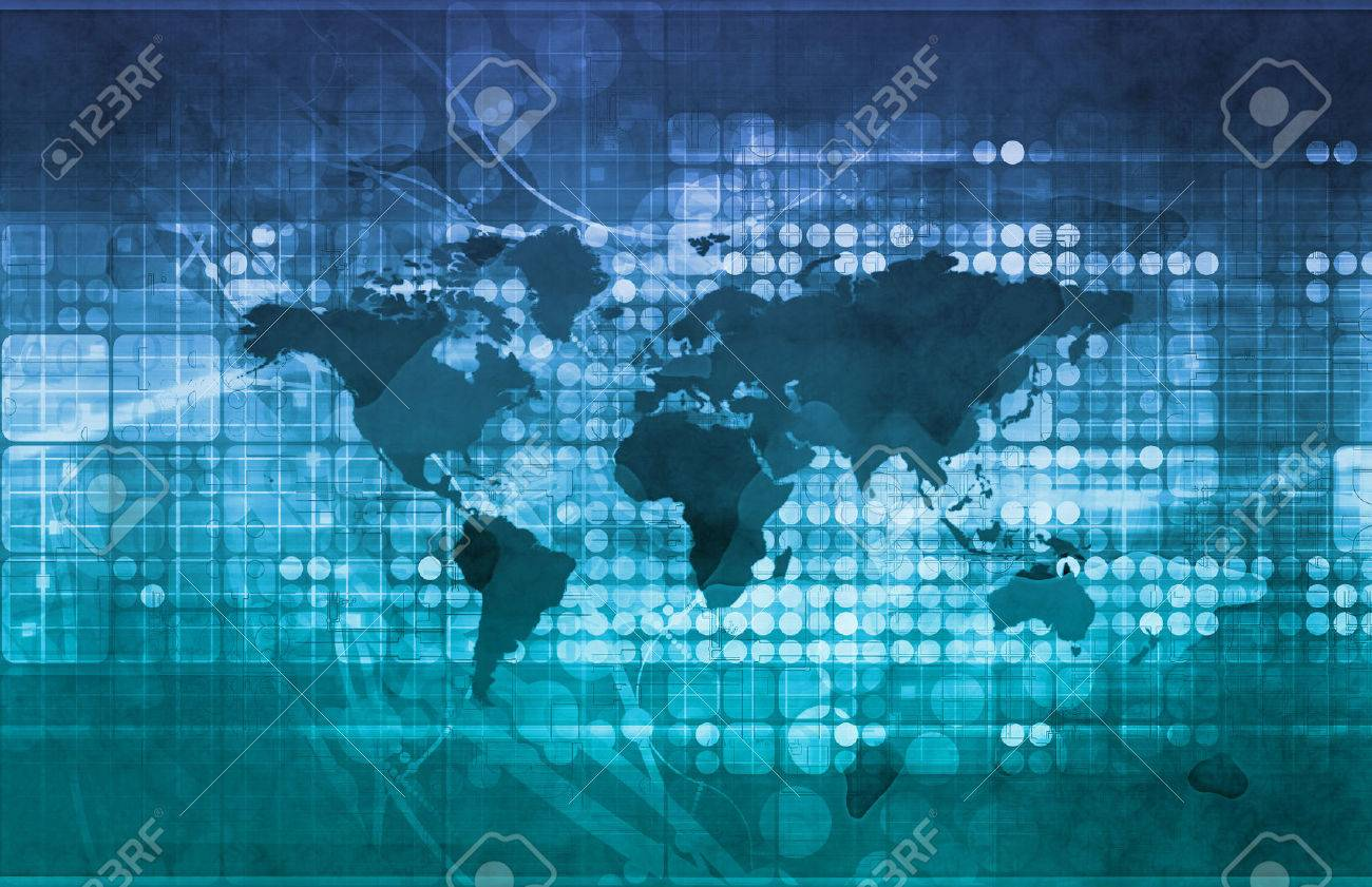 Business Investment Opportunities on a Global Scale Standard-Bild - 42250157