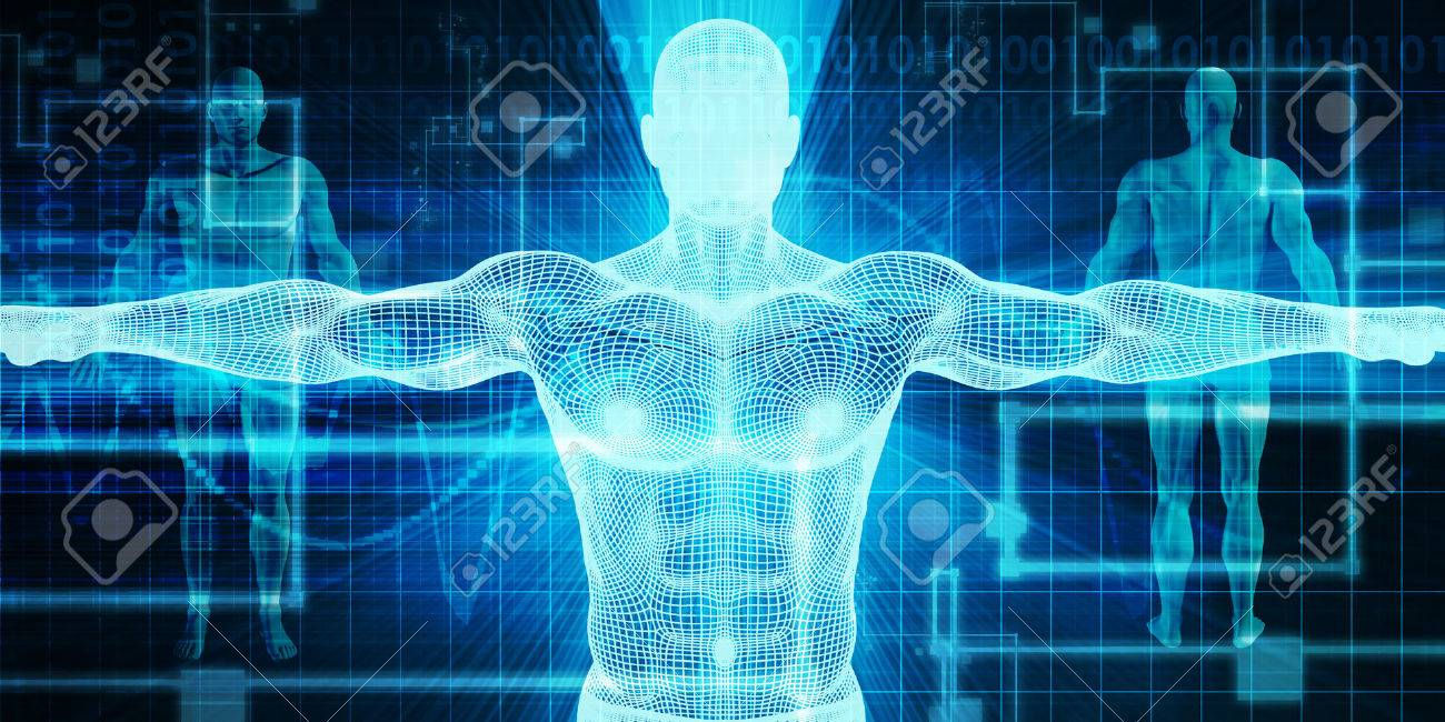 Bioscience or Biology Science as Biological Concept Standard-Bild - 53021579