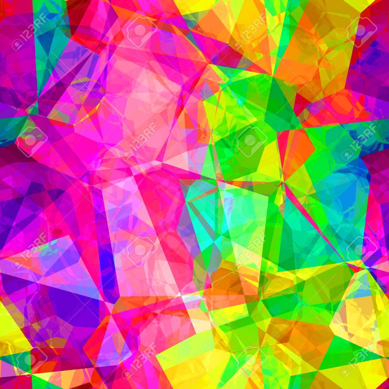 Polygon painting 58