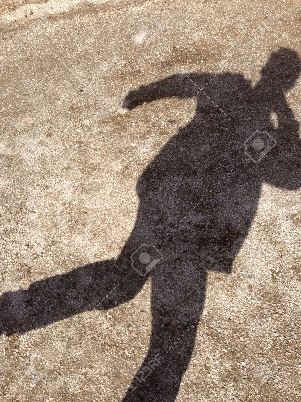 La Sombra De Una Persona Presentacion