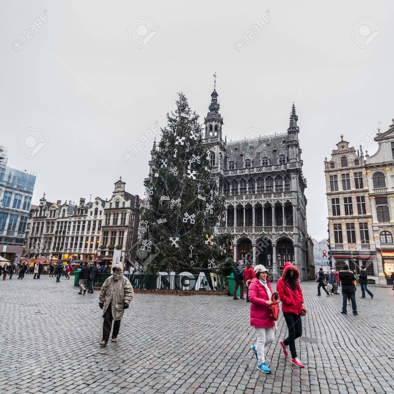 capitale de la belgique