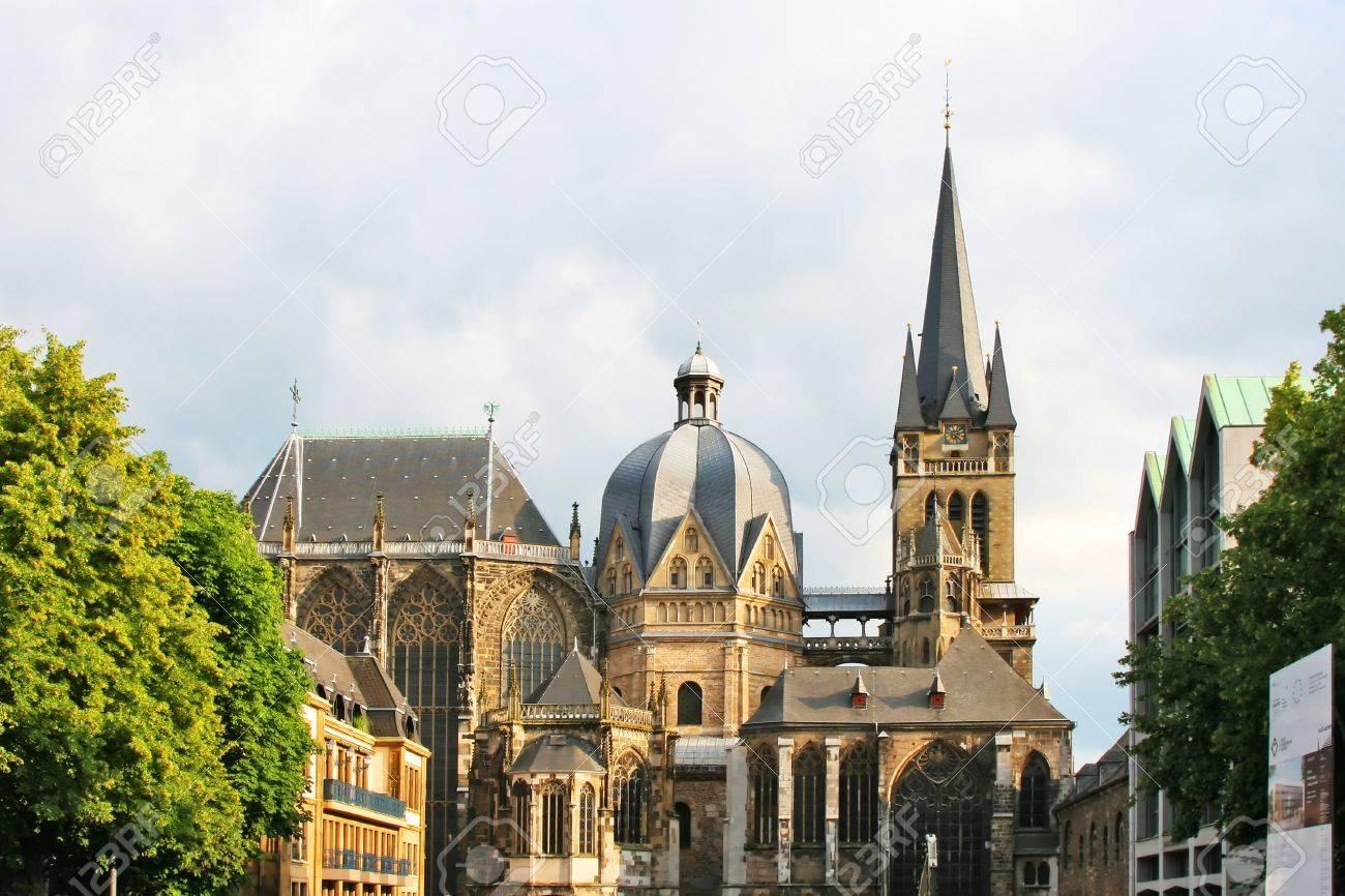 Aachener Dom - 14844793