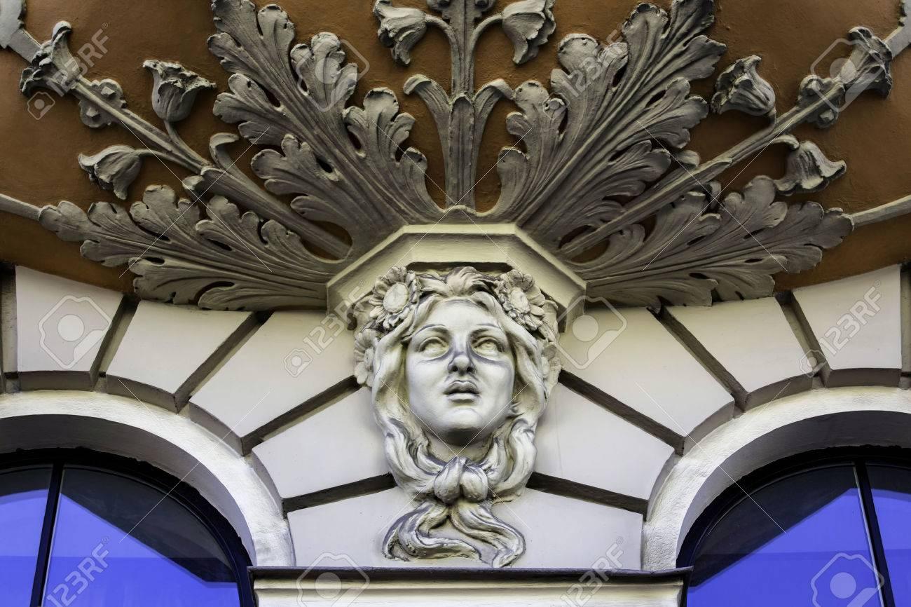 Art Nuovo Riga #15