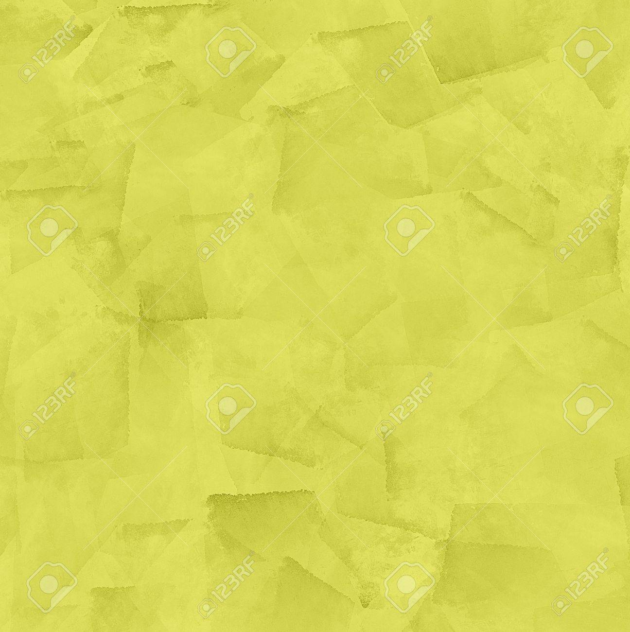 Abstract bright yellow grunge background Stock Photo - 10341635