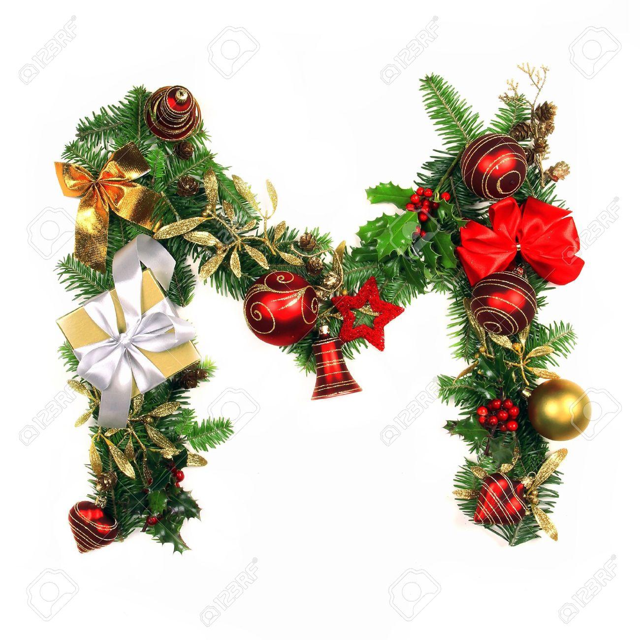 Christmas Alphabet.Christmas Alphabet Letter