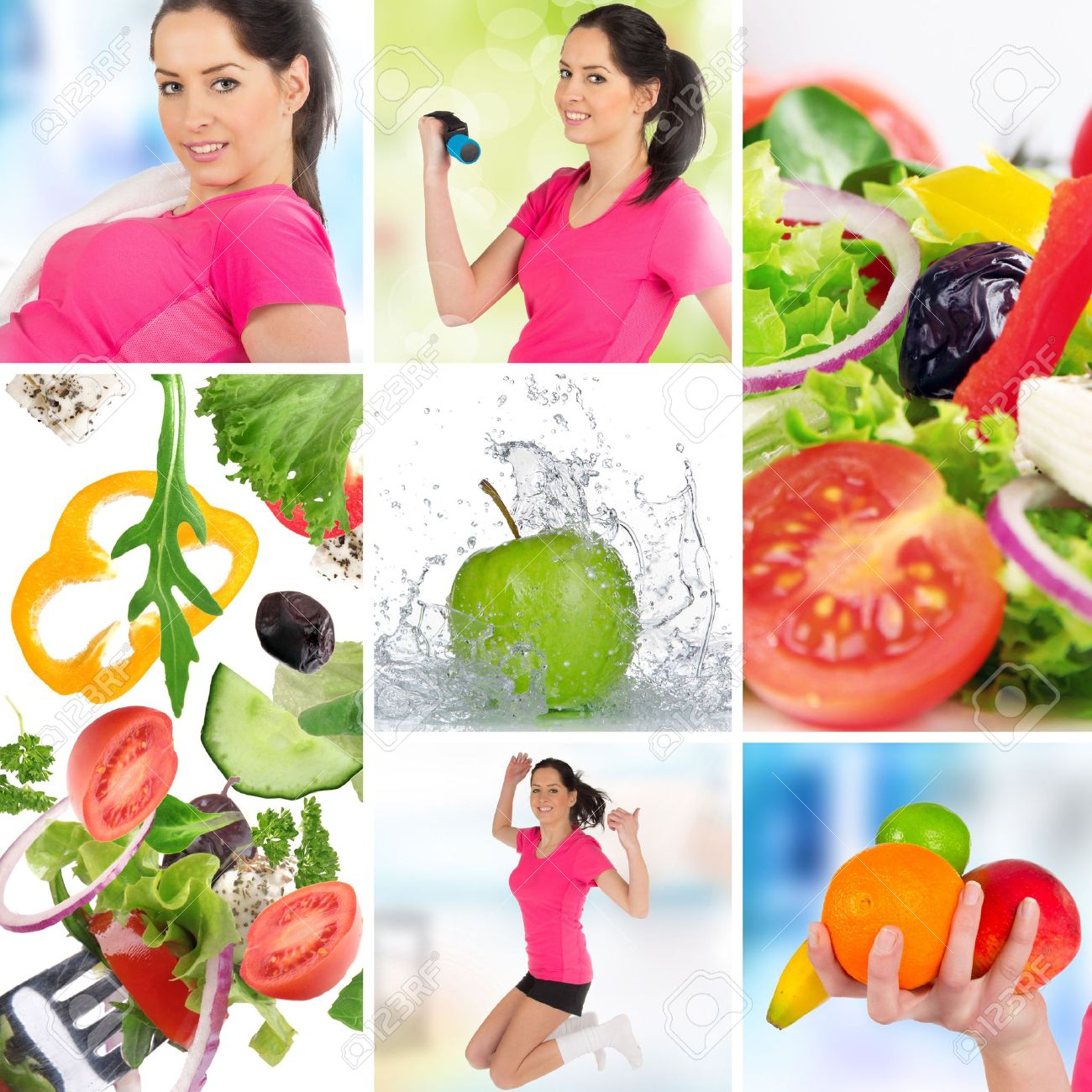 Healthy life style Stock Photo - 19244412