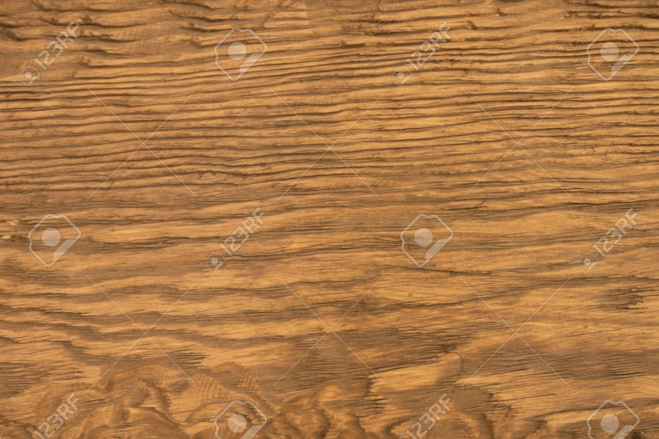 Wood Texture Of Brushed Pine Boards With Knots Abstract Background