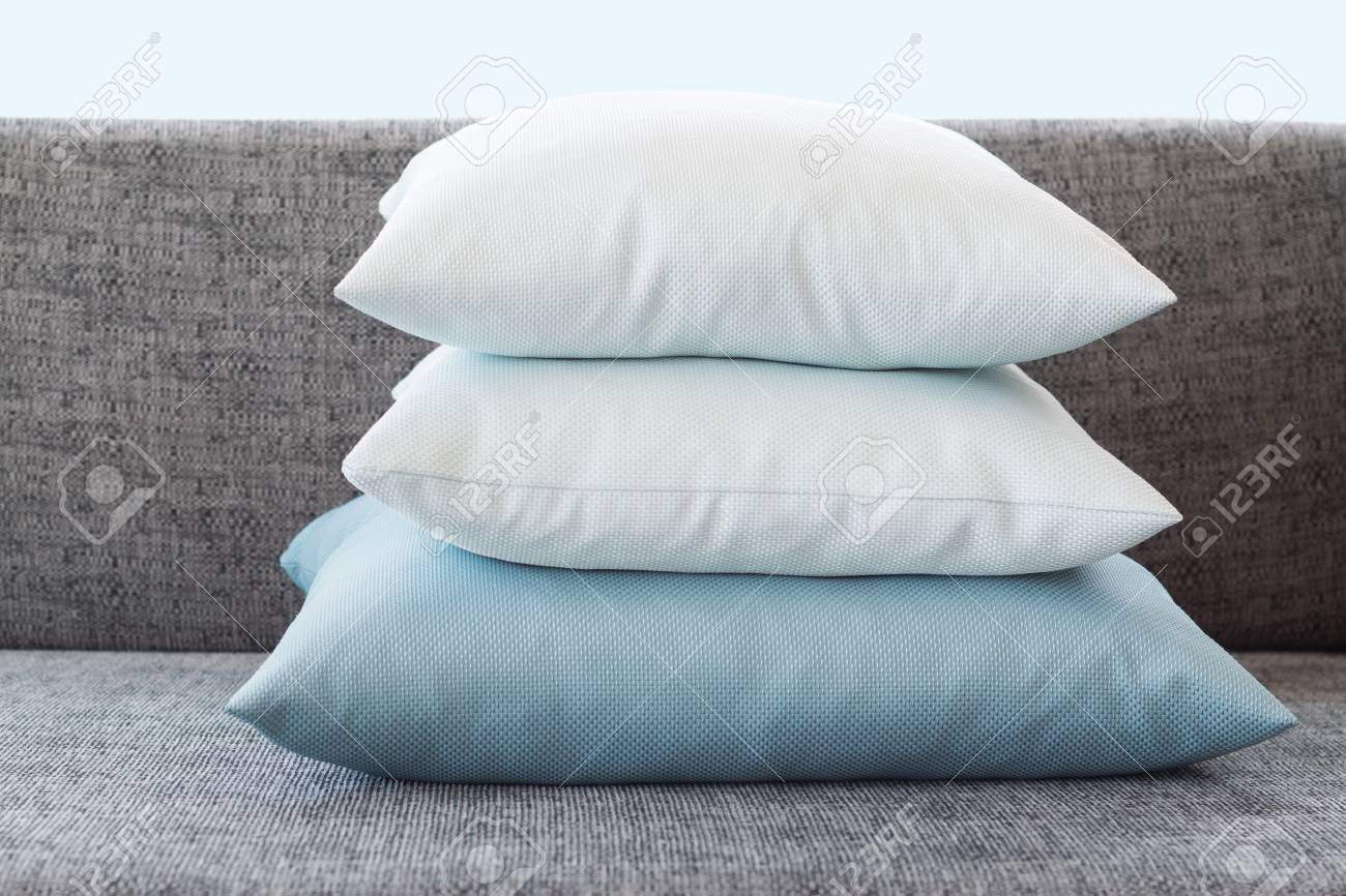 Magnificent Light Color Pillow On Sofa Uwap Interior Chair Design Uwaporg
