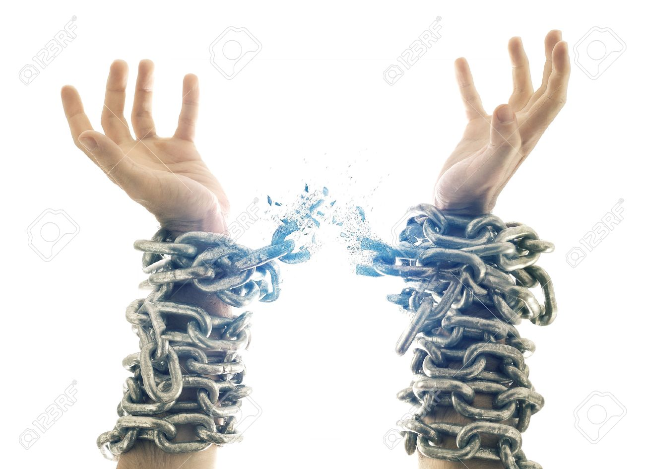 Image result for in chains