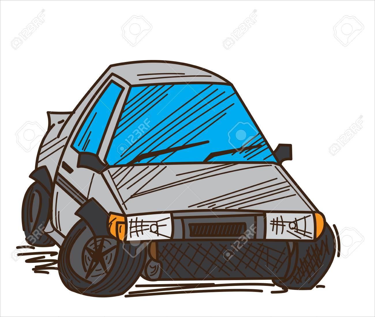 Car Stock Vector - 14539660