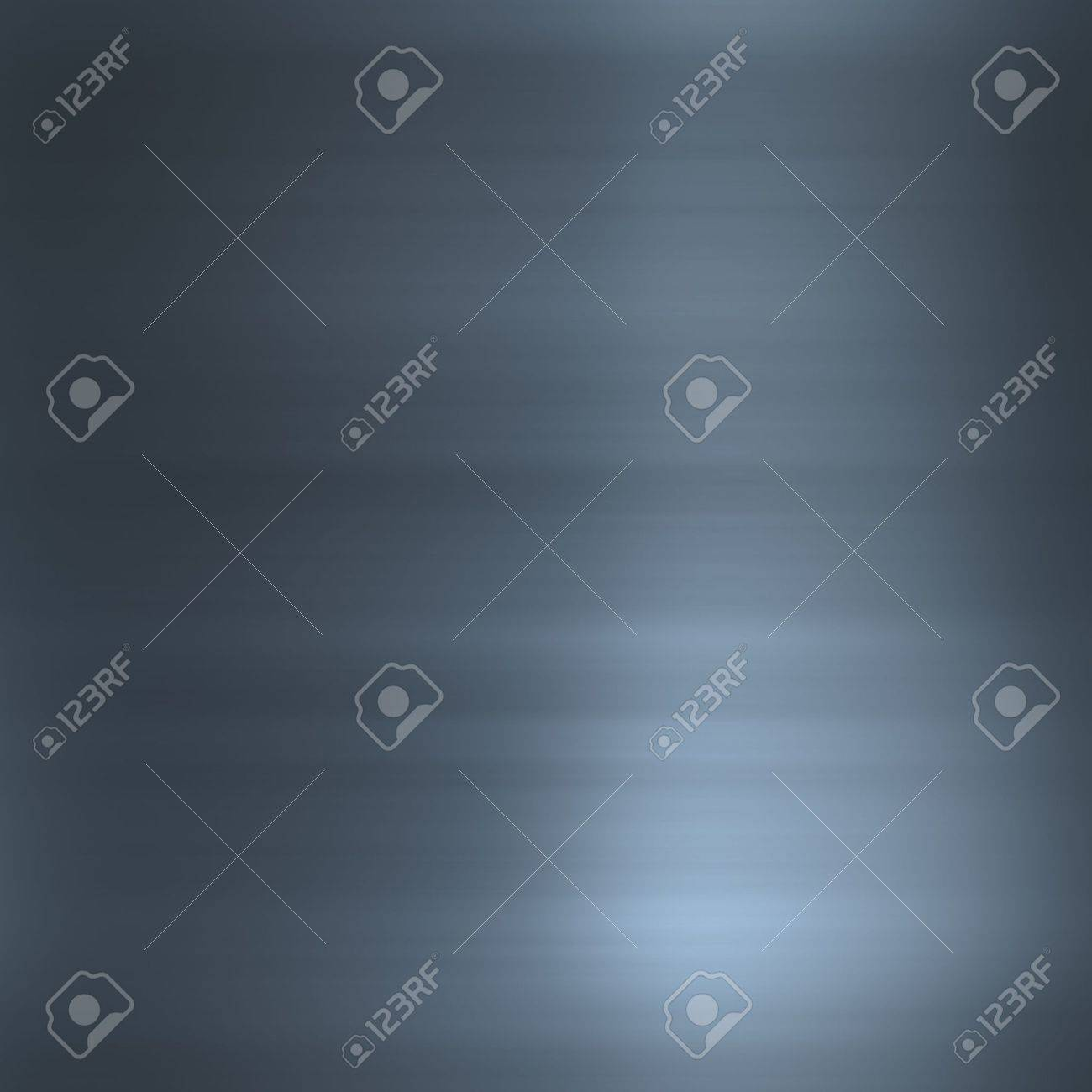 Brushed smooth glossy metal surface texture background illustration Stock Illustration - 3312994