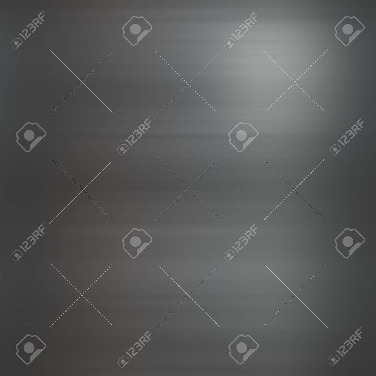 Brushed smooth glossy metal surface texture background illustration Stock Illustration - 3392858