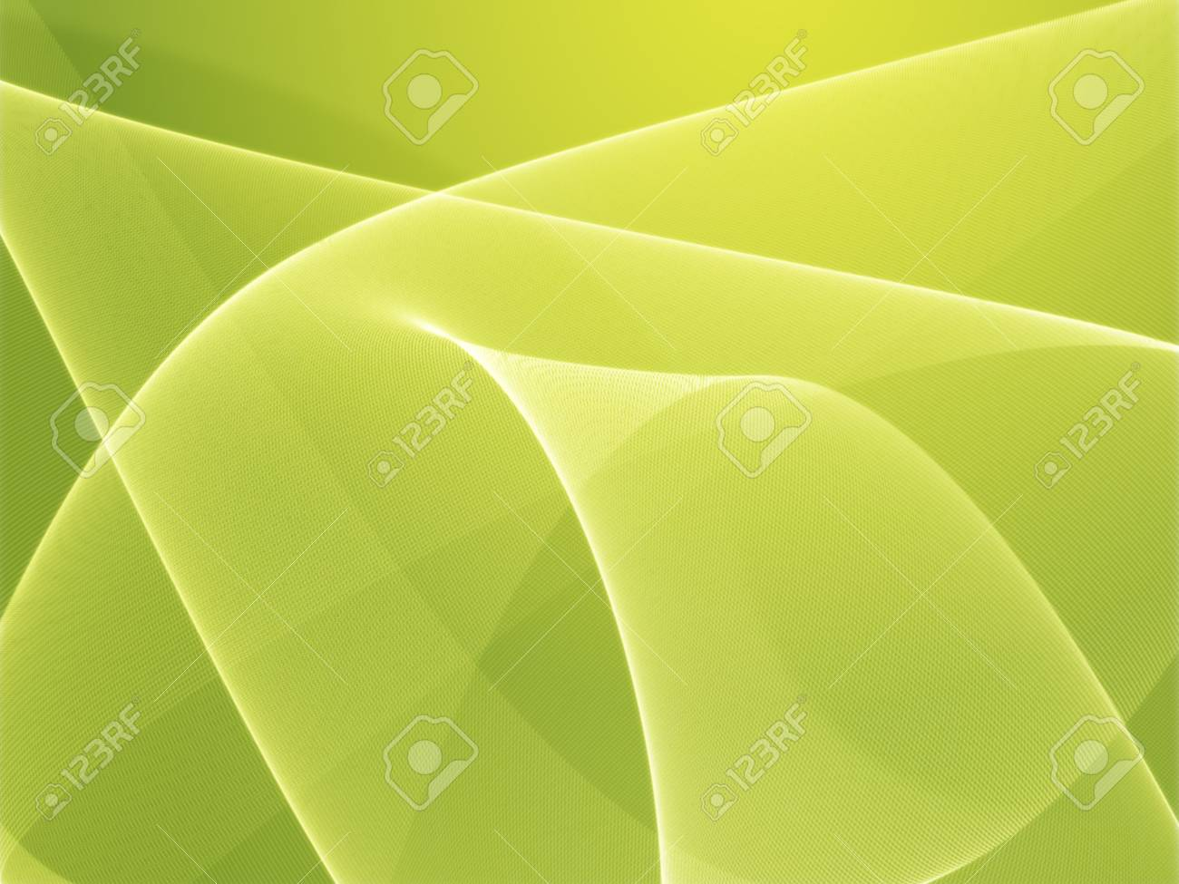 Abstract wallpaper illustration of wavy flowing energy and colors Stock Photo - 3414258
