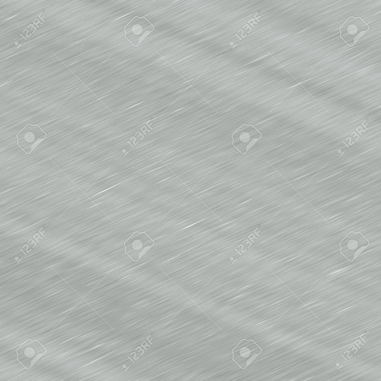 Brushed metal surface texture seamless background illustration Stock Photo - 3445859