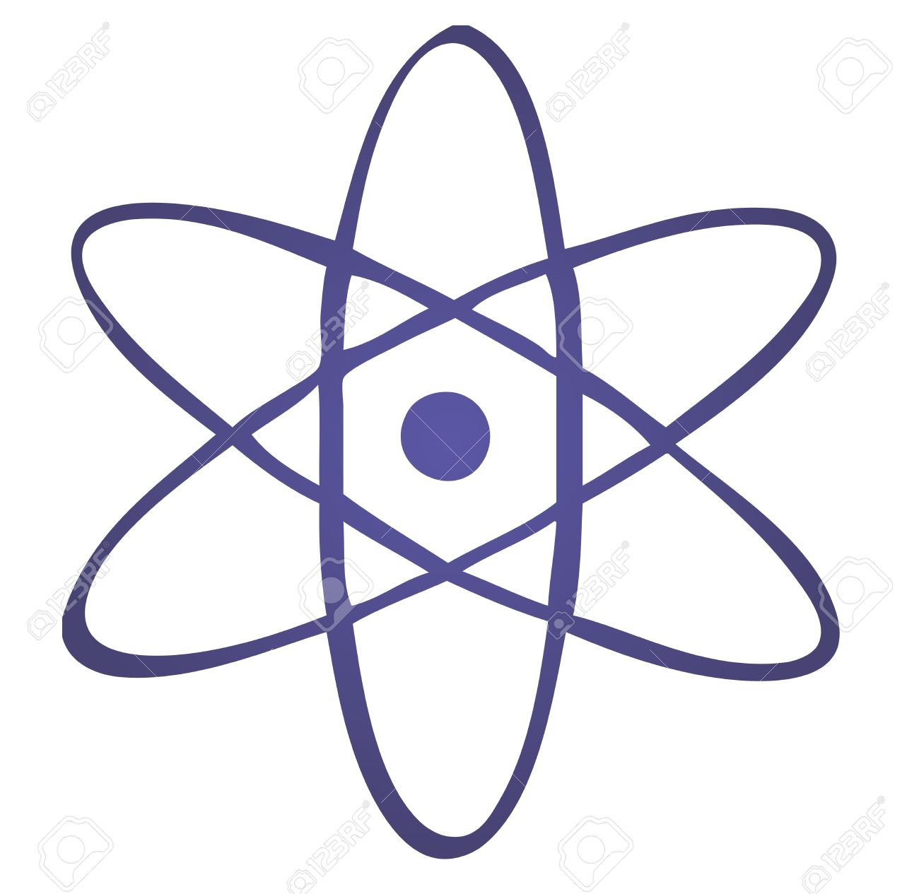 Atomic Symbol Stock Photo, Picture And Royalty Free Image. Image ...