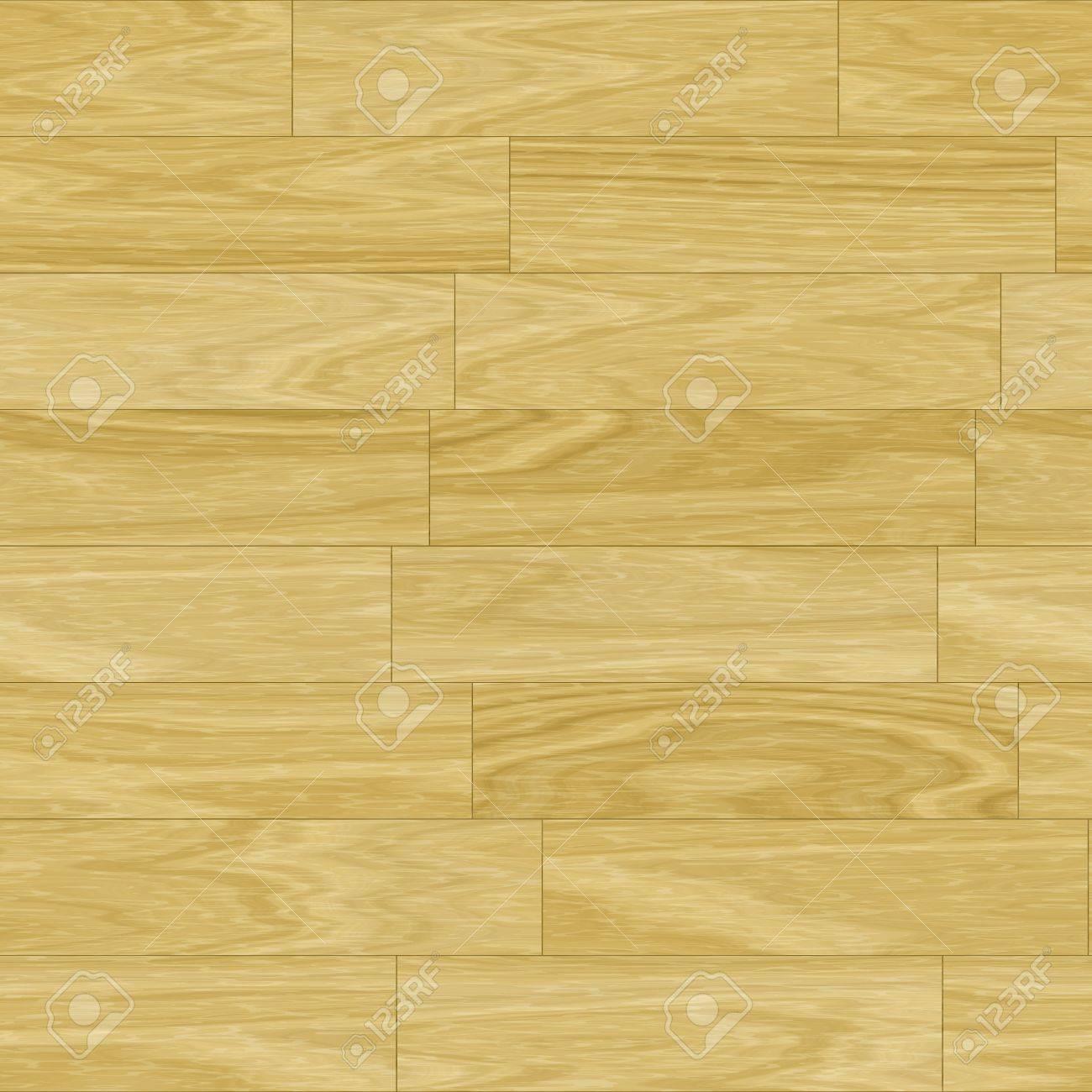 Wooden parquet flooring surface pattern texture seamless background Stock Photo - 4566110