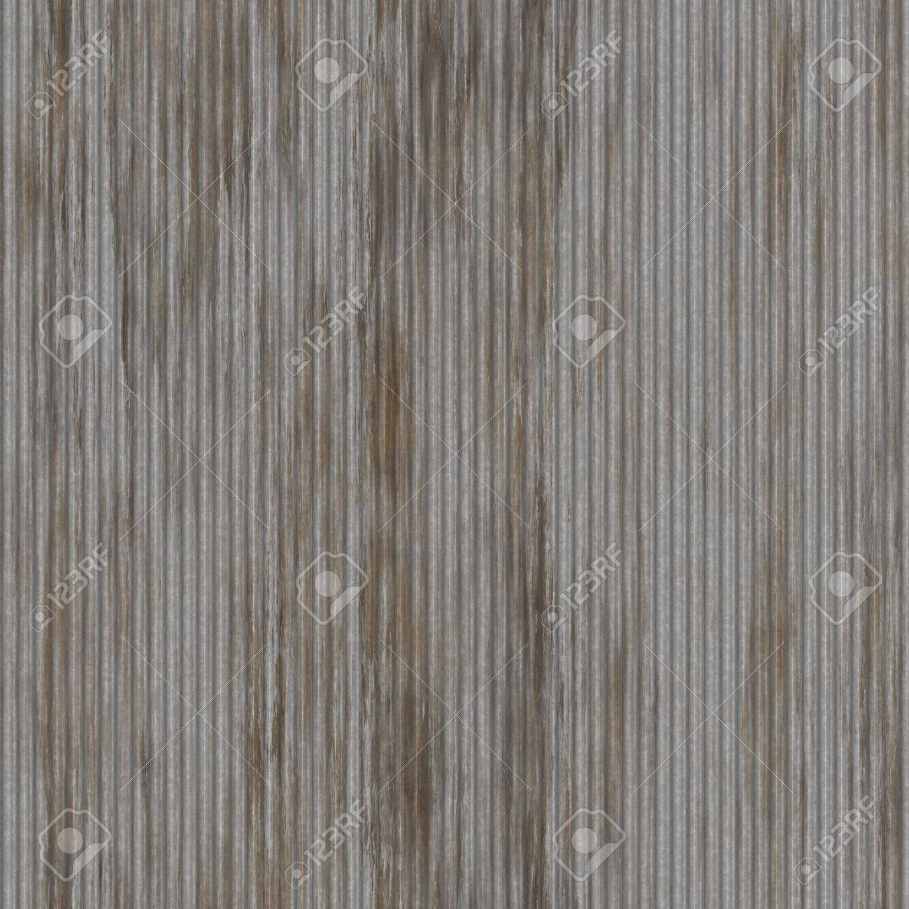 Corrugated metal ridged surface with corrosion seamless texture Stock Photo    5641617. Corrugated Metal Ridged Surface With Corrosion Seamless Texture
