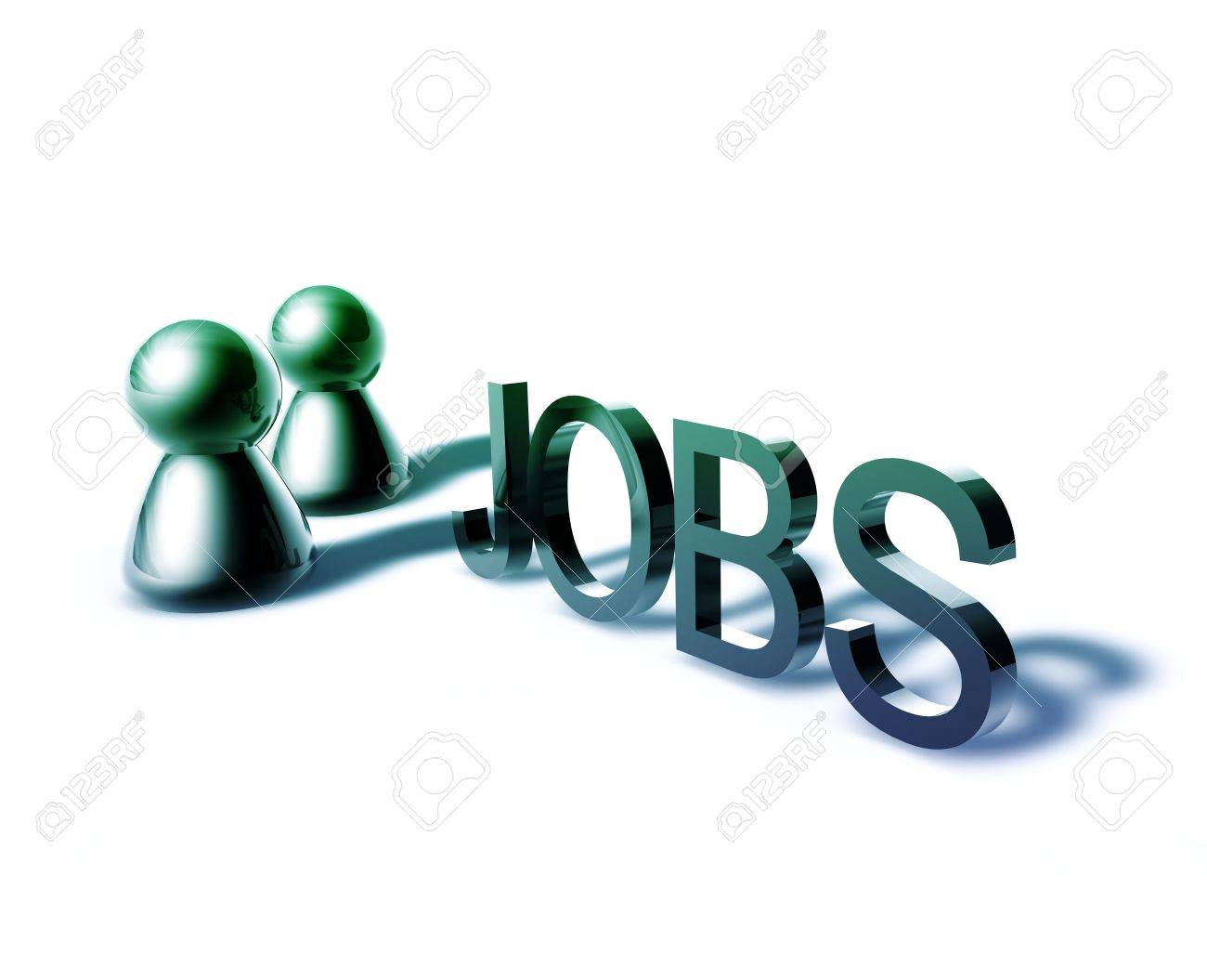 jobs online word graphic stylized people icons stock photo jobs online word graphic stylized people icons stock photo 6313631
