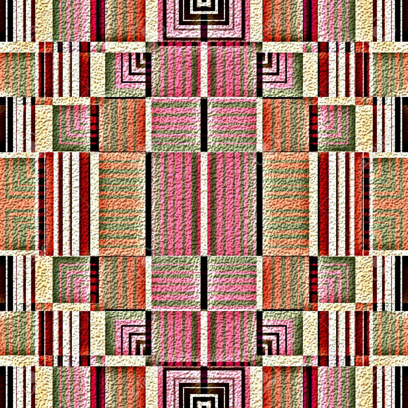 Native american traditional decorative tribal pattern design background Stock Photo - 6527421