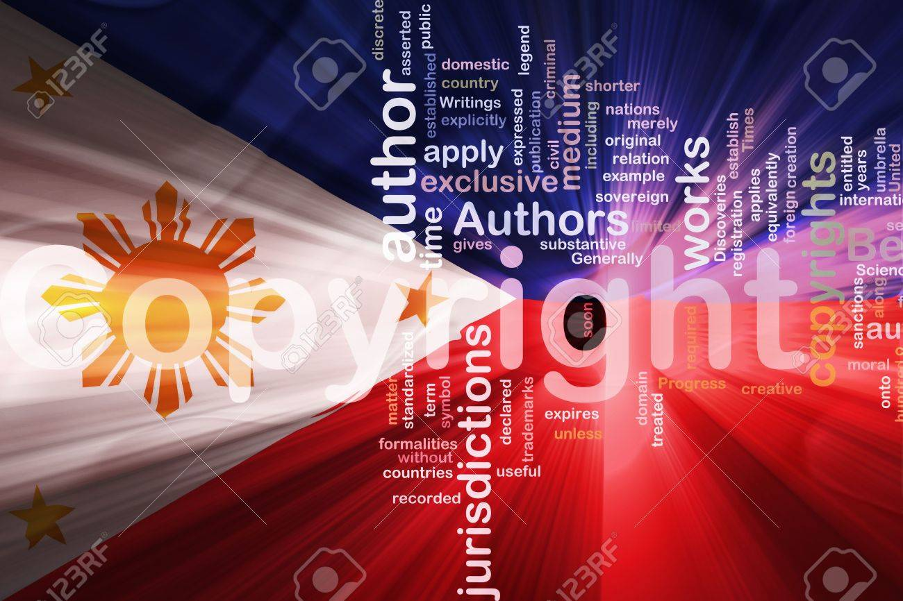 Flag of philippines national country symbol illustration wavy flag of philippines national country symbol illustration wavy fabric national copyright law stock illustration buycottarizona Images