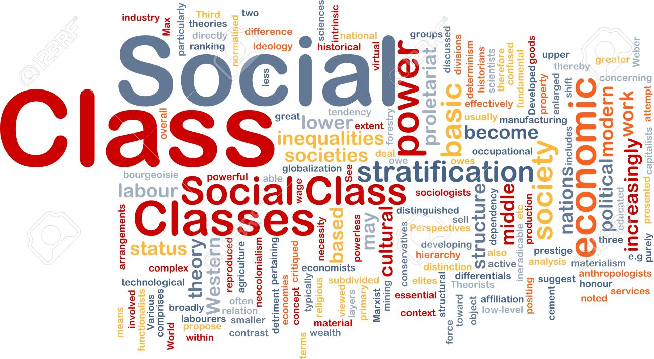 differences social class and success