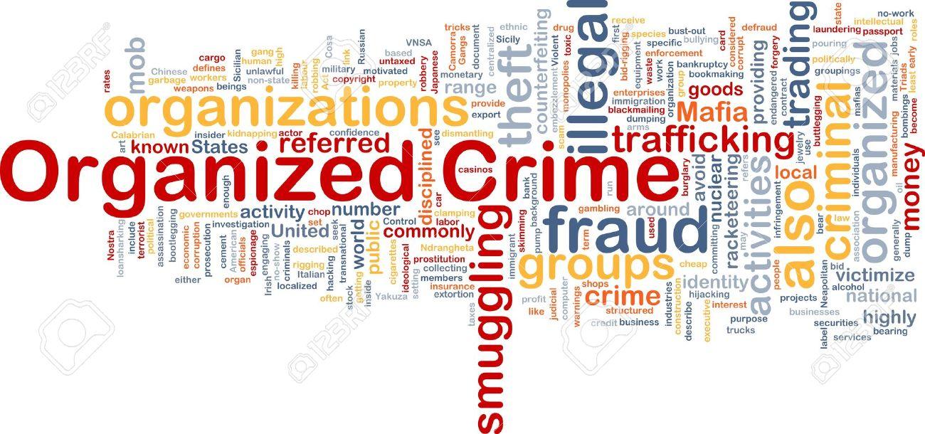 orangize crime
