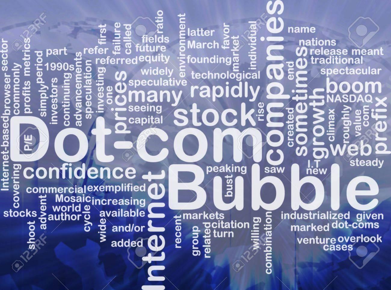 Dot Com Bubble.......?