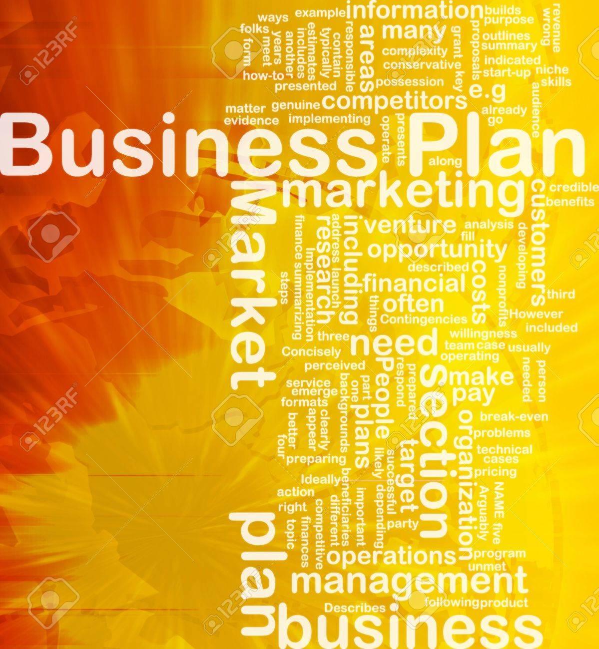 International business plan template