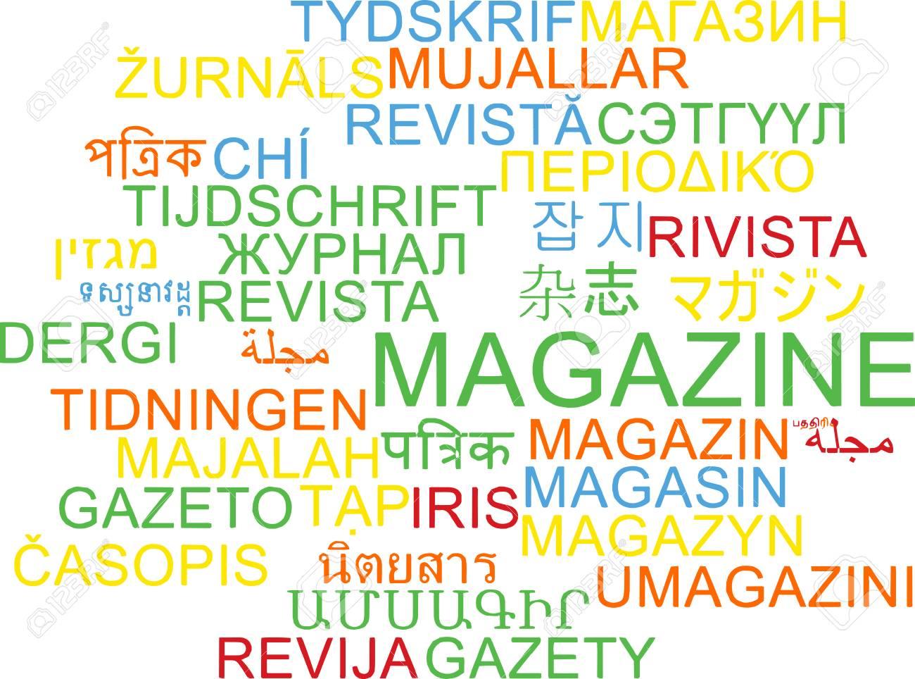 background concept wordcloud multilanguage international many