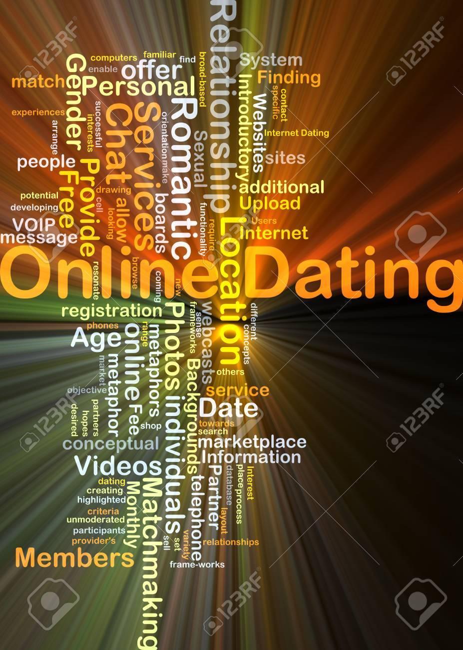 Contacts de rencontres en ligne