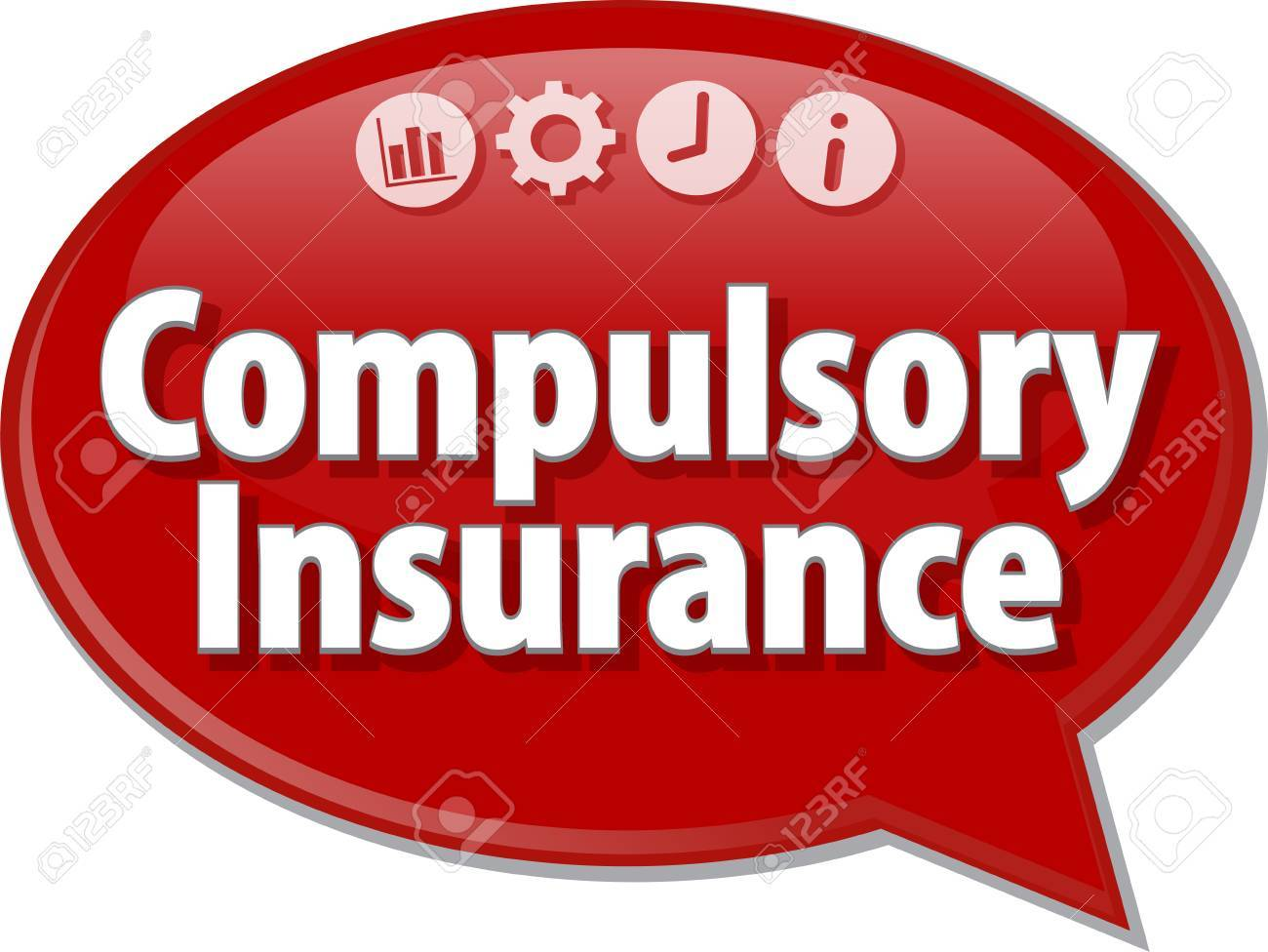 What is compulsory insurance 92