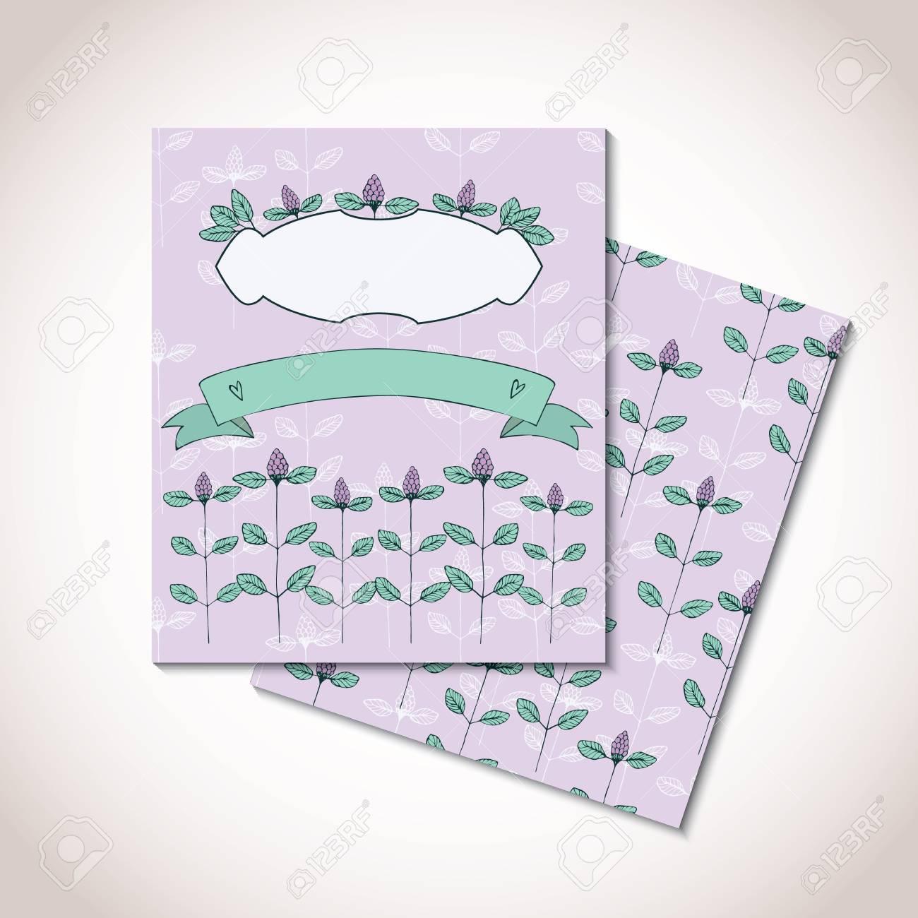 thank you card template wedding