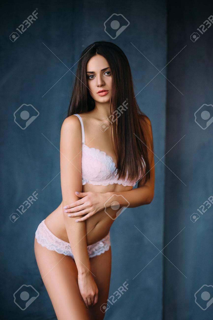 Erotic toned female bodies