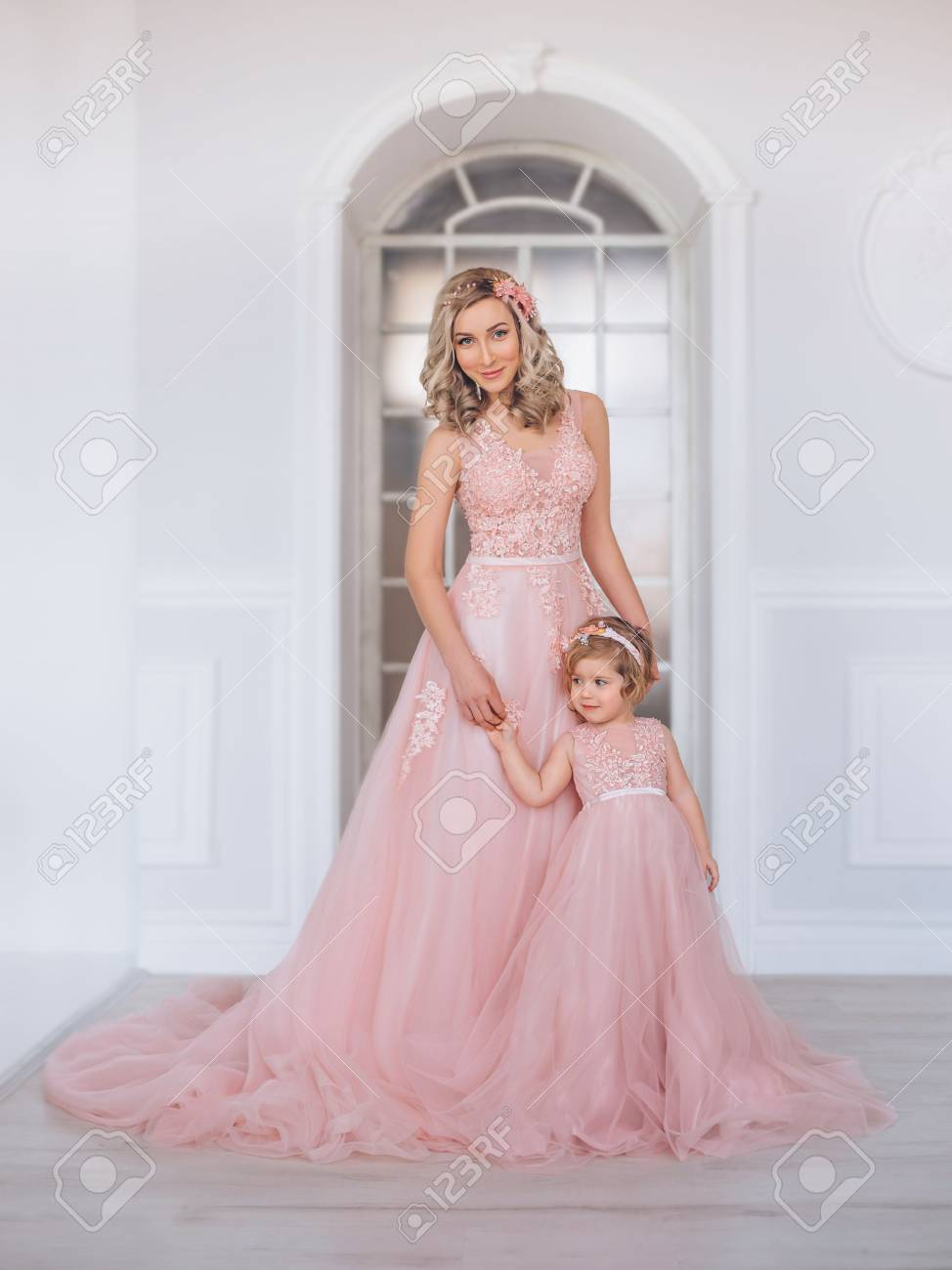 b0f1f6ec84db Mom And Daughter In Luxurious