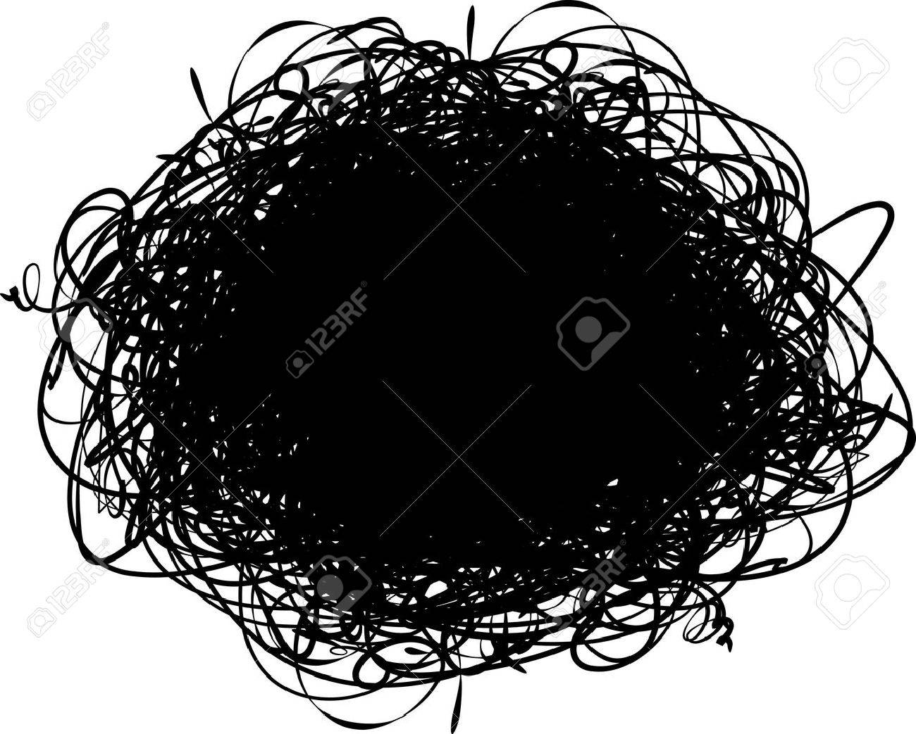 Image result for scribbled blob