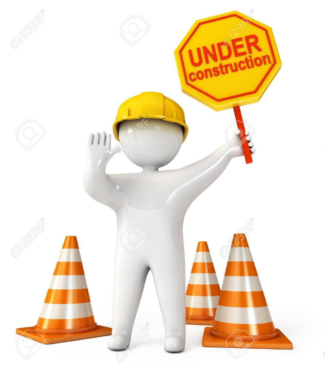 Image result for stop under construction