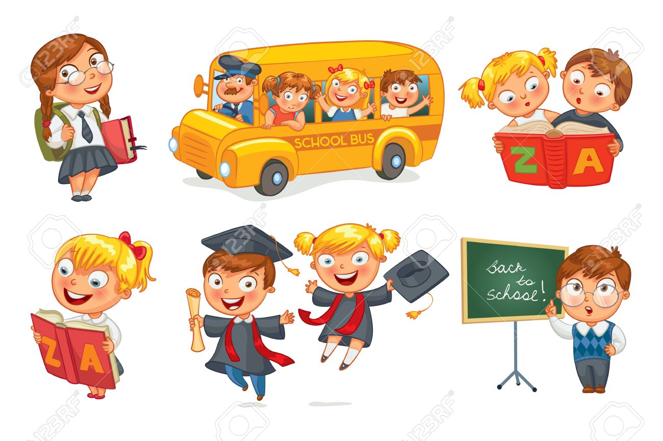 Classroom Cartoon Stock Photos & Pictures. Royalty Free Classroom ...