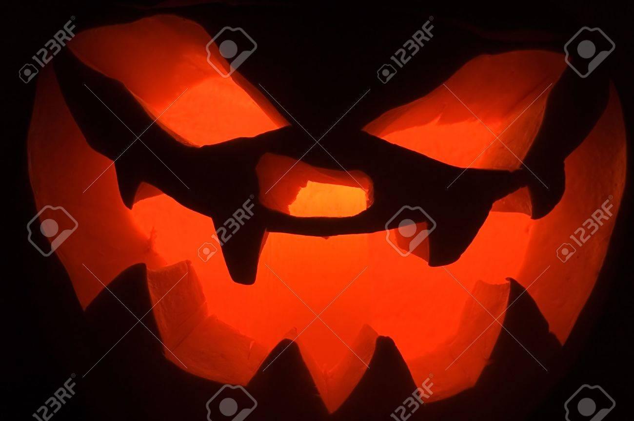 Pumpkin for Halloween Stock Photo - 3379701