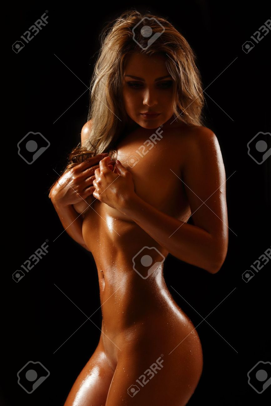 Tan perfect nude woman