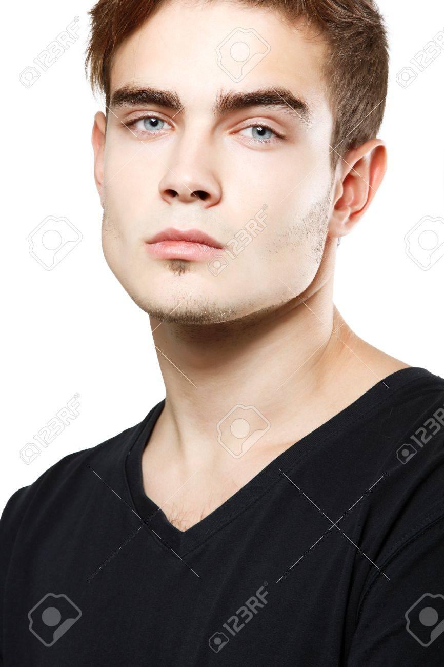 Mann hübsch