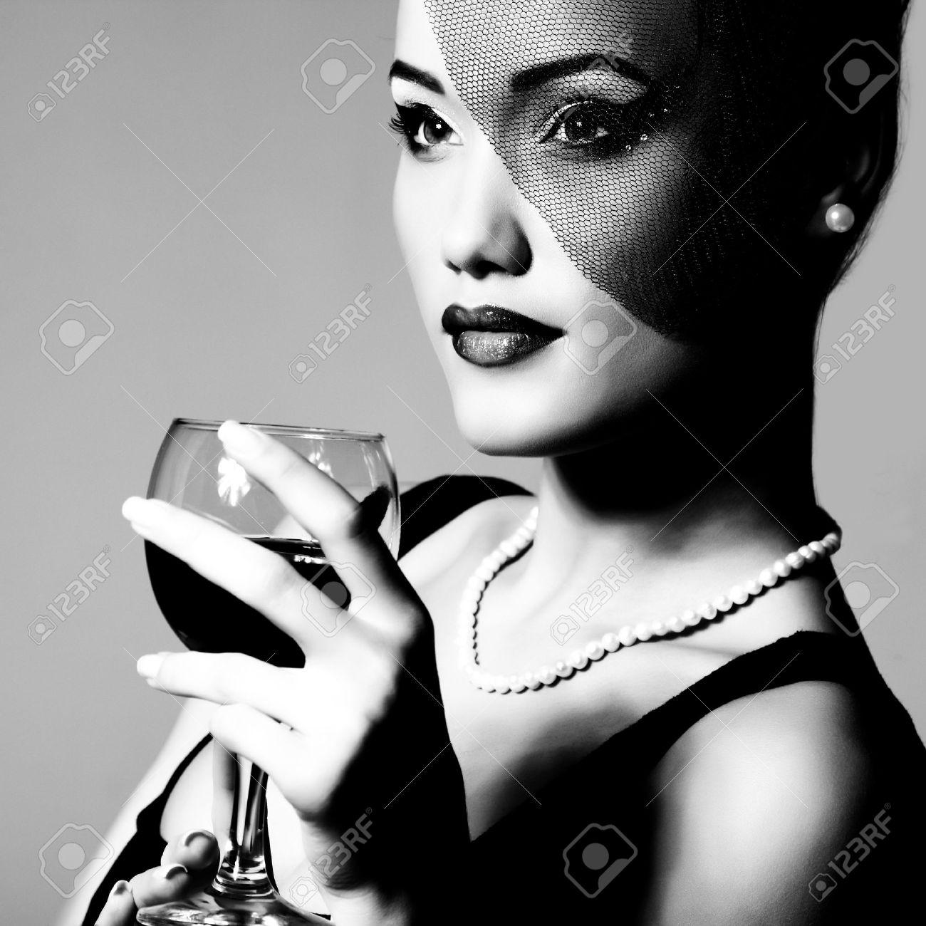Zwart wit portret royalty vrije foto's, plaatjes, beelden en stock ...