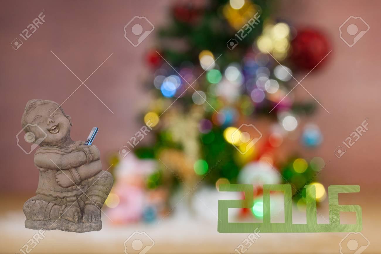Biglietti Di Natale Modelli.Modelli Biglietti Di Auguri Natale E Capodanno Sfondo Di Festa Di Felicita Sfocato