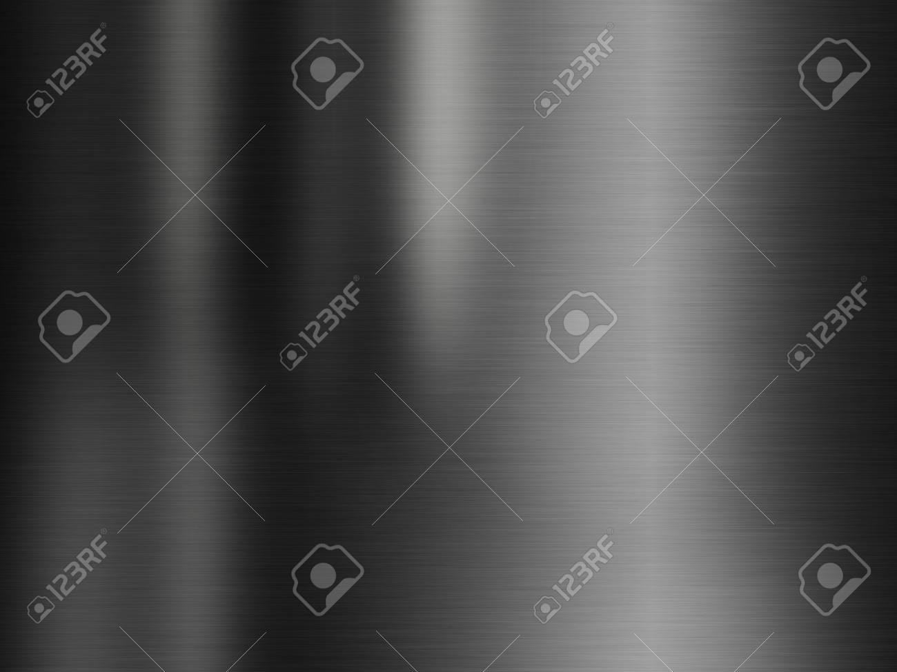 texture en acier inoxydable ou en métal texture de fond Banque d'images - 75076758