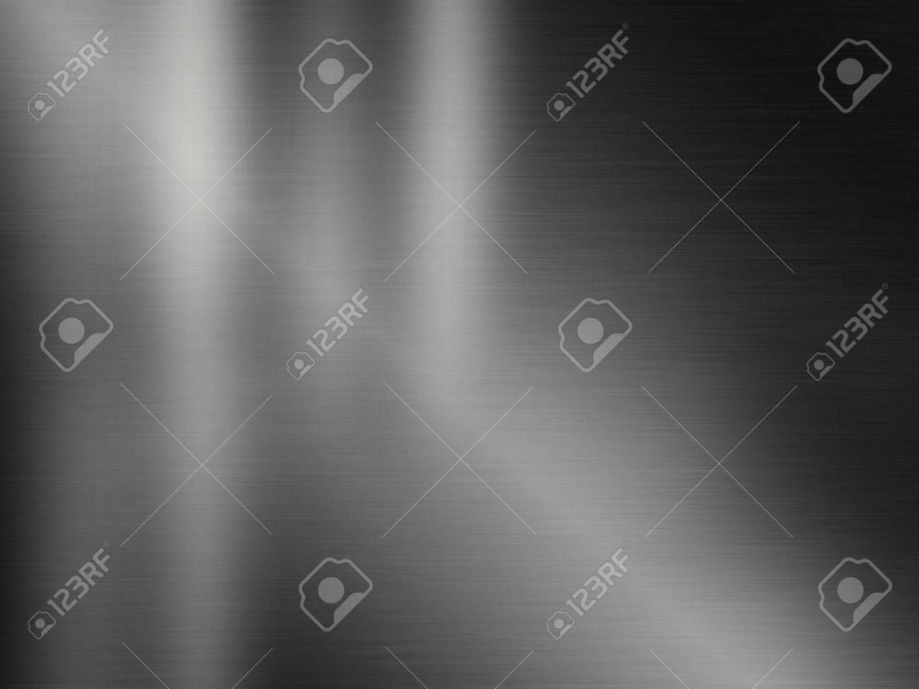 texture en acier inoxydable ou en métal texture de fond Banque d'images - 75076759