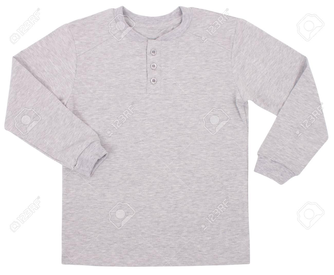 Het Overhemd.Het Overhemd Van Mensen Dat Op Een Witte Achtergrond Wordt