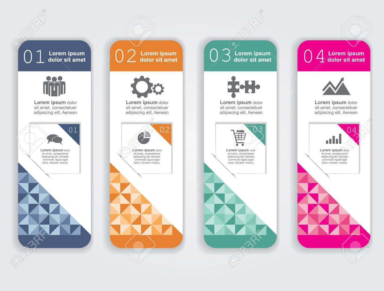 Abstract infographic. Vector illustration. - 35871998