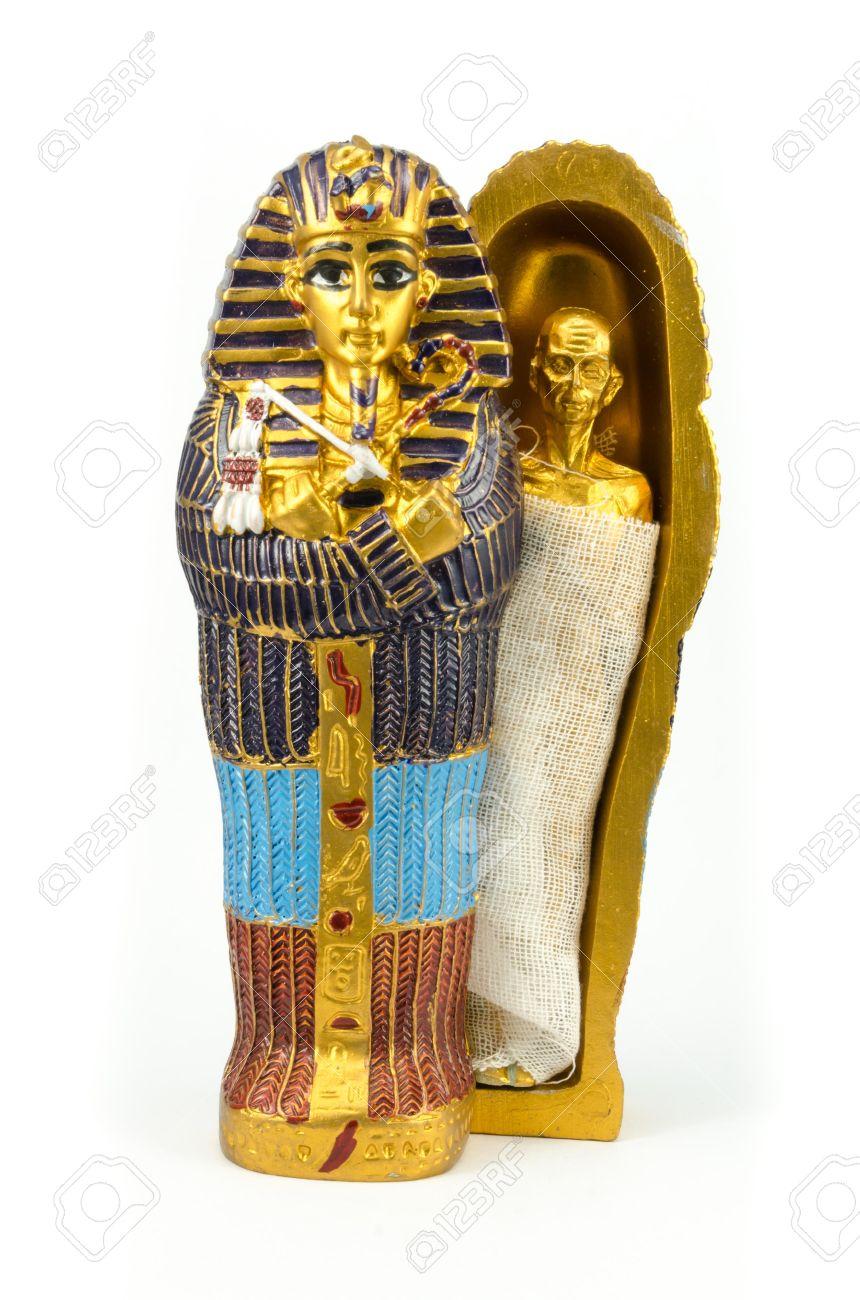 cercueil egyptien
